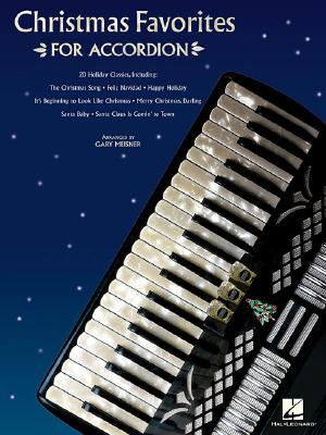 Christmas Favorites for Accordion By Meisner, Gary (CRT)